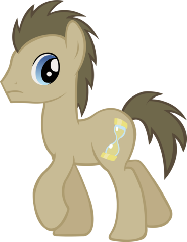 File:FANMADE Dr. Hooves by Zork-787.png