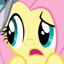 Fluttershy eye error S02E11