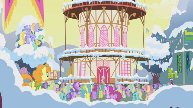 File:Ponies cheer S1E11.png