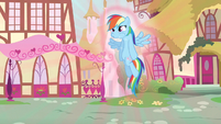 Rainbow Dash phew all done S3E13