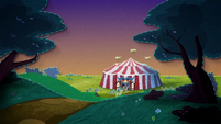 Flim and Flam's circus tent BFHHS4