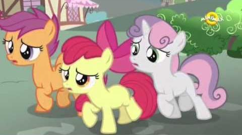 My Little Pony Friendship Is Magic - Light of Your Cutie Mark (Romanian)