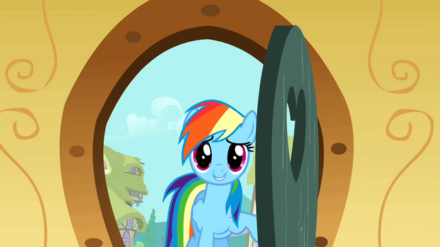 File:Rainbow Dash entering S01E25.png