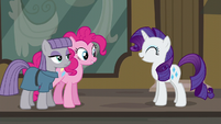 "Rarity ""I know!"" S6E3"