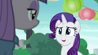 "Rarity ""Well, isn't that something!"" S6E3"