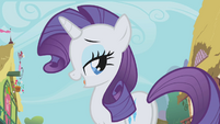 "Rarity ""where I'm destined to meet"" S1E03"