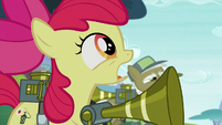Apple Bloom calls the twittermites S5E04