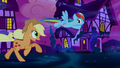 "Applejack ""how are we even gonna know"" S5E13.png"