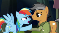 "Rainbow Dash ""this is the real deal!"" S6E13"