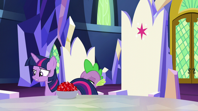 """File:Twilight """"something to do with the specific things"""" S5E22.png"""