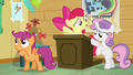 "Apple Bloom ""who's gonna run the Manehattan CMCs?"" S5E04.png"