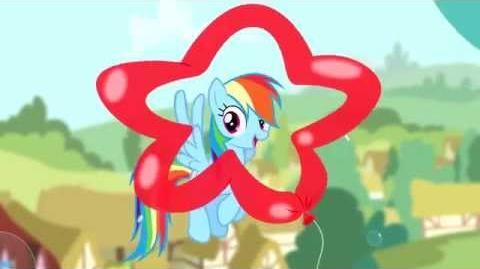 Brazilian Portuguese My Little Pony The Goof Off HD