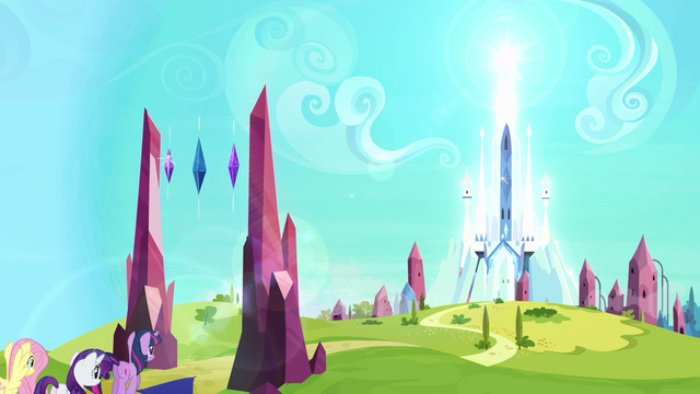 """File:Crystal Empire """"crystallier than ever"""" S03E12.png"""