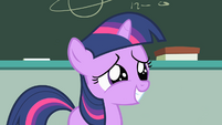 Twilight Sparkle Smile S1E23