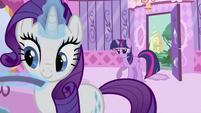 Twilight Sparkle in the back S2E03