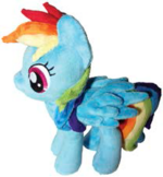 Rainbow Dash plush 4th Dimension Entertainment