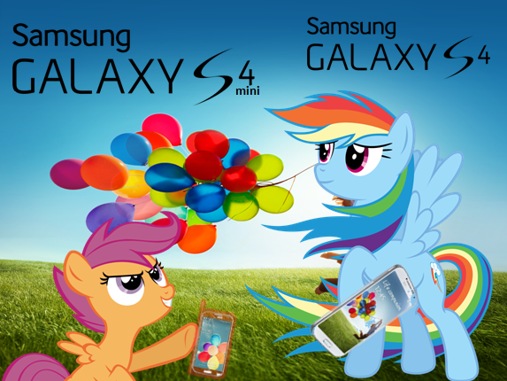 File:FANMADE samsung galaxy s4 pony ad.png