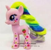 Playful Ponies Rainbow Power Holly Dash