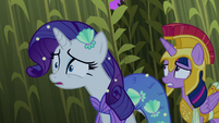 "Rarity ""what... is... that... sound?"" S5E21"