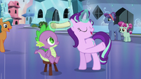 """Starlight """"until I get the whole story"""" S6E1"""