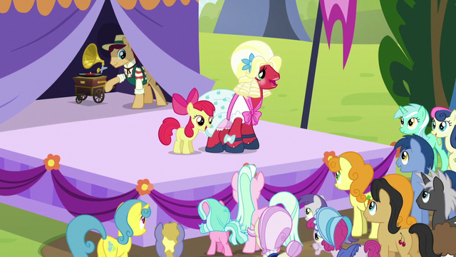 """File:Apple Bloom and Orchard Blossom """"it's not always perfect"""" S5E17.png"""