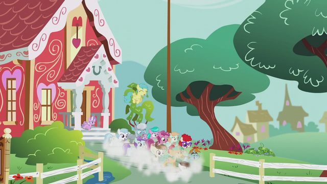 File:Foals excitedly leaving the school S5E18.png