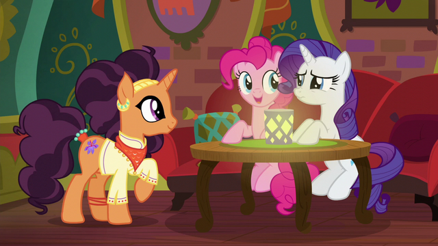 "File:Pinkie Pie ""how can you say no to that?"" S6E12.png"