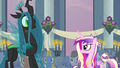Derpy at the wedding S2E26.png