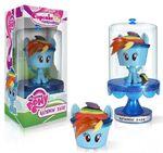 Funko Cupcake Keepsake Rainbow Dash