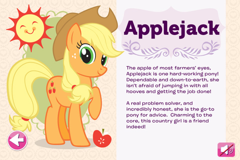 File:Teacher for a Day - Applejack's profile.png