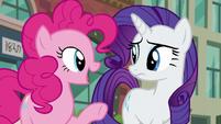 """Pinkie Pie """"Pie Sisters Surprise...."""" S6E3"""