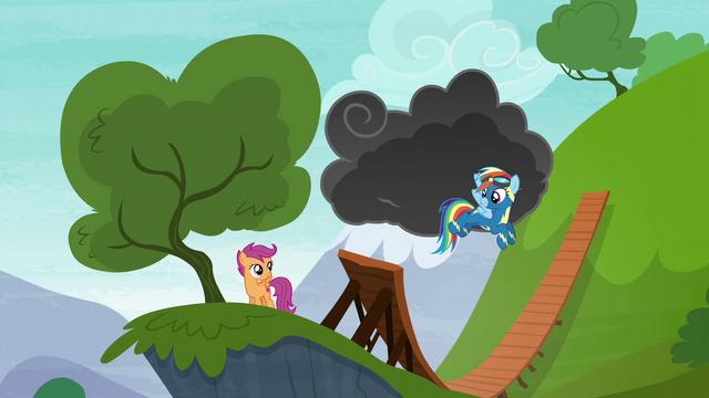 File:Rainbow Dash reveals the storm cloud S6E7.png