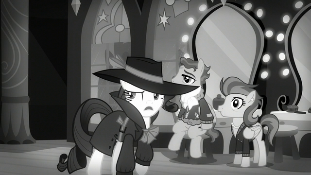 "File:Rarity ""Somepony sent Spitfire away and framed Rainbow Dash for it"" S5E15.png"