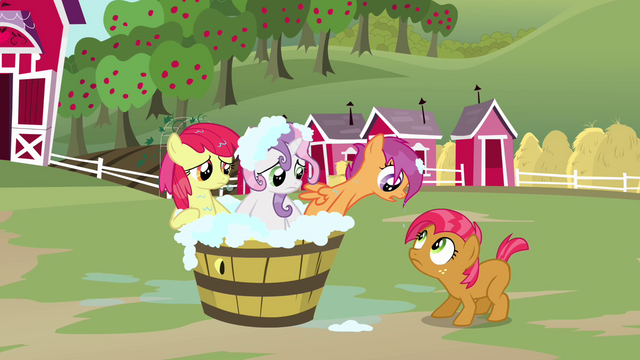 File:Scootaloo 'we were the reason it was headed into the lake' S3E04.png