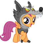 CastleCreator Scootaloo2