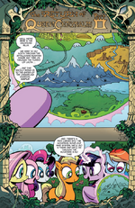 Comic issue 2 page 1