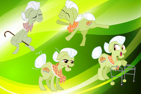 FANMADE Granny Smith