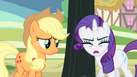 Rarity 'although I do so wish' S4E11