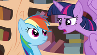 "Twilight ""E.U.P. stand for"" S4E21"
