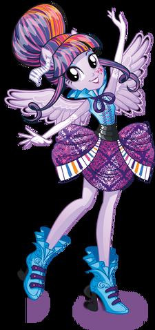 File:Twilight Sparkle Rainbow Rocks character bio art 2.png
