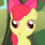 Apple Bloom in a trance S2E15