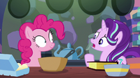 """Starlight """"what are we supposed to do first?"""" S6E21"""
