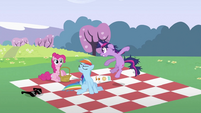 "Twilight Sparkle ""Has happened"" S2E03"
