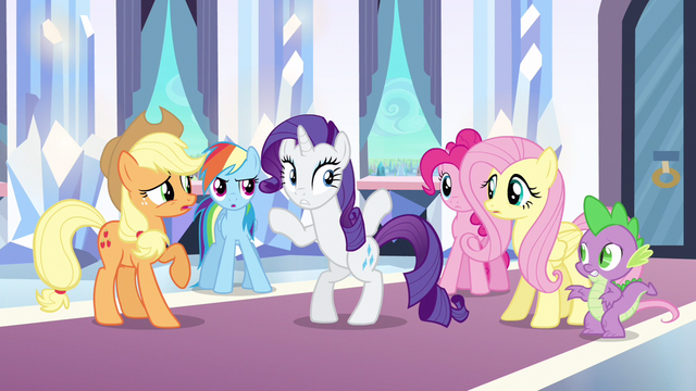 File:Rarity releases hair S3E1.png