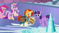 "Sunburst ""You need to combine it with something else"" S6E2"