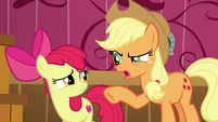 "Applejack ""why in tarnation would you lie"" S6E23"