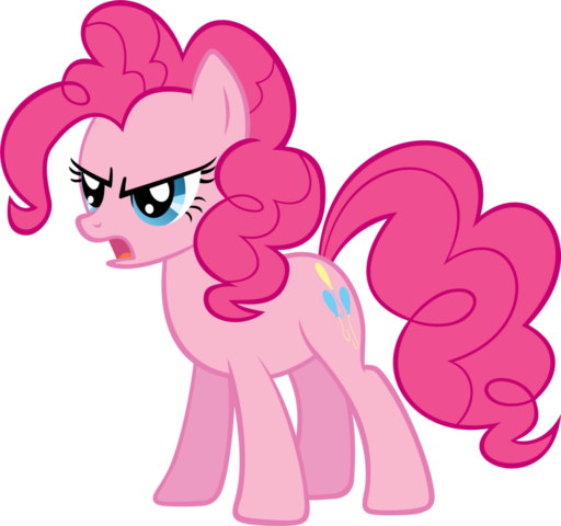 File:FANMADE Angry Pinkie Pie.png
