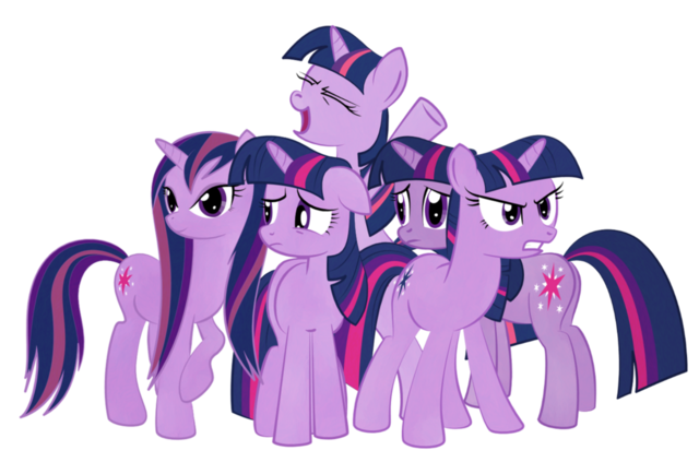 File:FANMADE Twilight Sparkle army by benashton24.png