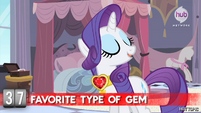 "Hot Minute with Rarity ""I love them all!"""