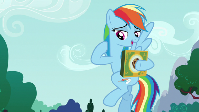 "File:Rainbow ""the colors would match my mane"" S6E15.png"